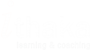 Logo Ithaka learning & coaching 1798x983px white tp