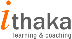 Logo Ithaka learning & coaching dark tp